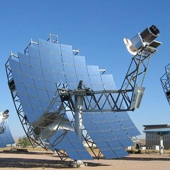 تحقیق بررسی کاربرد های انرژی خورشیدی در زمینه های مختلف