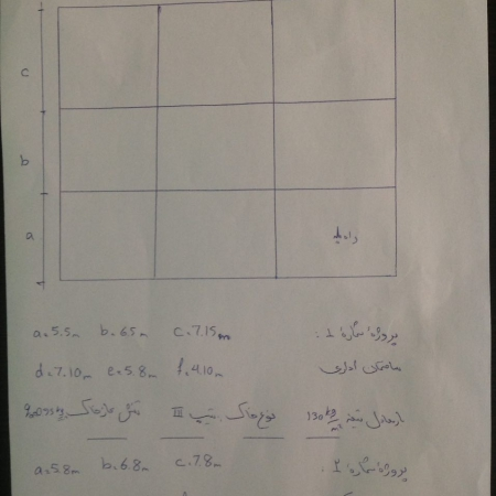 پروژه آماده طراحی ساختمان مسکونی و اداری فولادی 2 طبقه با ETABS و Safe