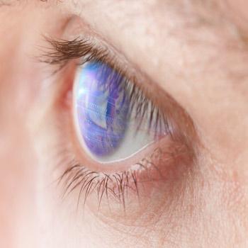 تحقیق مردمک مصنوعی چشم