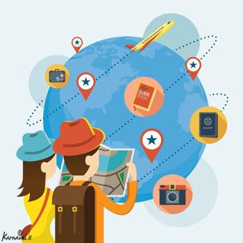 پاورپوینت کاربرد هوش تجاری در صنعت گردشگری