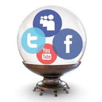 پاورپوینت پیش بینی معیارهای عملکرد رسانه اجتماعی و تأثیر داده کاوی در برند