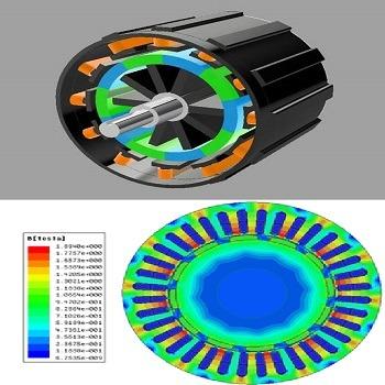 پاورپوینت بهینه سازی موتور BLDC بااستفاده از الگوریتم TLBO