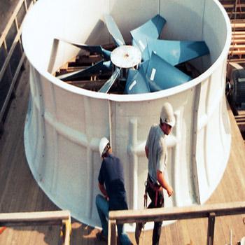تحقیق طراحی لوله کشی و انتخاب تجهیزات پروسه خنک کاری آب