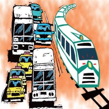 تحقیق خدمات حمل و نقل عمومی در تامین دسترسی شهروندان به مرکز شهر