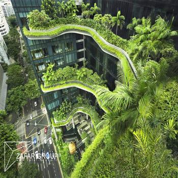 تحقیق ساختمان های سبز و انرژی صفر