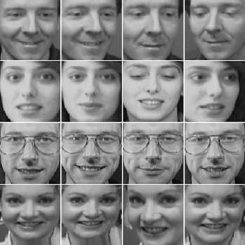 شبیه سازی تشخیص هویت فرد با استفاده از شبکه عصبی کانولوشنی و دسته بندی کننده svm با نرم افزار متلب