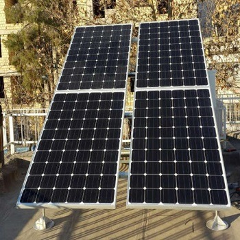 شبیه سازی ریز شبکه انرژی خورشیدی با ژنراتور القایی و الترناتور شبکه با متلب