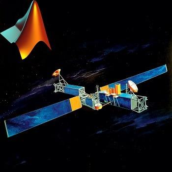شبیه سازی مقاله کنترل شکل گیری ماهواره ها در معرض تغییر درگ ها J2 با متلب