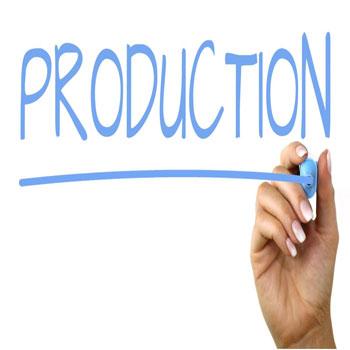 ترجمه تولید و چرخش محصولات