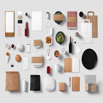 بسته بندی فعال مواد غذایی مواد و تعاملات
