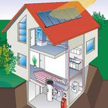 ترجمه ارزیابی عملکرد سیستم تهویه ی مطبوع ترکیبی خورشیدی-زمین گرمایی برای کاربردهای مسکونی