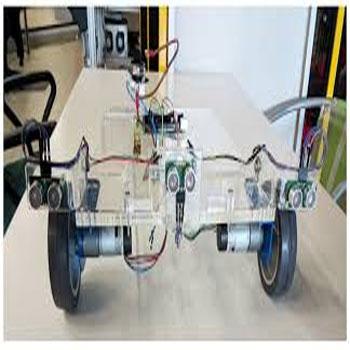 ترجمه کنترل تطبیقی حرکت ربات متحرک چرخدار با لغزش نامعلوم