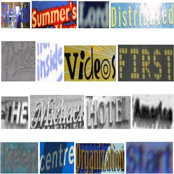 ترجمه تشخیص دقیق کلمات موجود در صفحه بدون تقسیم کاراکترها، با استفاده از شبکه عصبی بازگشتی