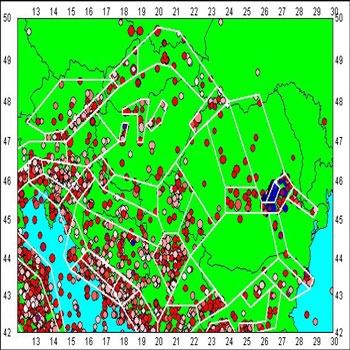 ترجمه ارزیابی روانگرایی خاک در منطقه chi-chi، زلزله تایوان با استفاده از آزمایش نفوذ مخروط (CPT)