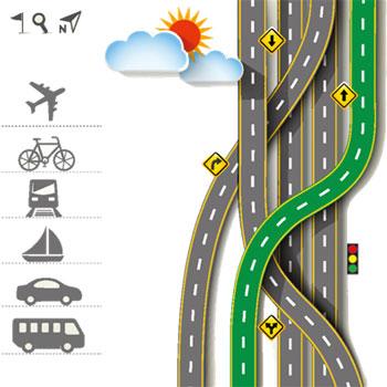 پاورپوینت بررسی مدیریت تقاضای سفر (Travel Demand Management (TDM