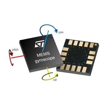 شبیه سازی کنترل فازی 2 ژیروسکوپ MEMS