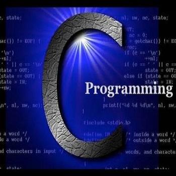 برنامه نویسی انجام عملیات با فشردن اعداد با C