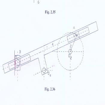 تحلیل سینماتیکی مکانیزم از طریق تحلیل برداری با متلب و digitizer و sam working model