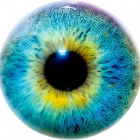پروژه شبیهسازی توسعه تشخيص هویت عنبيه چشم افراد با PSO در متلب