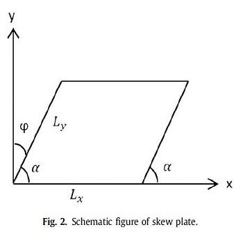 شبیه سازی ارتعاشات آزاد صفحات لمینیت ضخیم با پروفایل ذورنقه ای با روش مربعات دیفرانسیلی تعمیم یافته (GDQ) با متلب