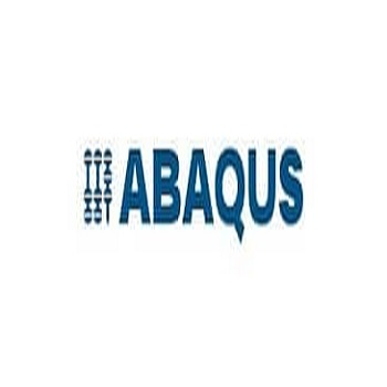 پروژه تحلیل غیر خطی تیر ورق با نرم افزار آباکوس