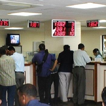 پروژه شبیه سازی صف بانک با هدف کم شدن مدت زمان انتظار با اکسل