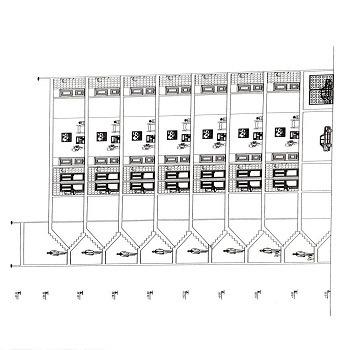 پروژه آماده مدل سازی سازه مسکونی بتنی 7 طبقه با ETABS