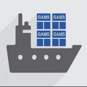 پروژه مساله حمل و نقل خطی ۳ هدفه با نرم افزار گمز