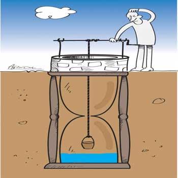 پاورپوینت تاثیر فرونشست بر روی کیفیت آبهای زیرزمینی