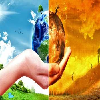 پاورپوینت ارزیابی و وزندهی به مدل های مختلف آب و هوایی در پیش بینی وضعیت اقلیم در آینده