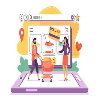 تحقیق بررسی رابطه تبلیغات اینترنتی و فروش محصولات الکترونیکی