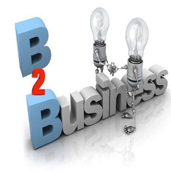 پاورپوینت روش کسب و کار به کسب و کار B2B