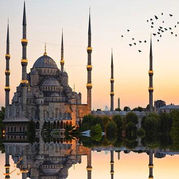 پاورپوینت مسجد سلطان احمد