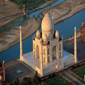 پاورپوینت تاج محل هند