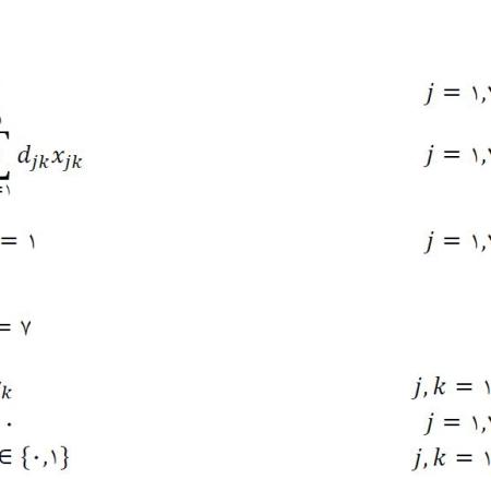پروژه مدل خطی عدد صحیح مختلط با گمز