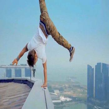 ترجمه آیا از ارتفاع می ترسید و برای کار در ارتفاع مناسب هستید؟