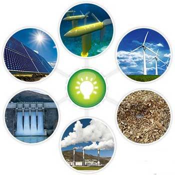 تحقیق مروری بر انرژی های تجدید پذیر