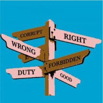 تحقیق مصرف اخلاقی و تصمیم گیری مصرف کنندگان: نقش شهود اخلاقی