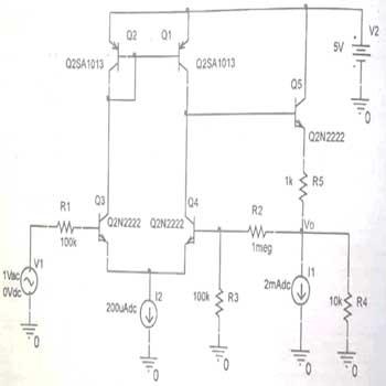 تحقیق شبیه سازی مدار در OrCad