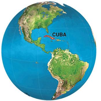 تحقیق پوستر سبک کشور کوبا