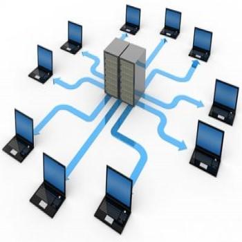پروژه ایجاد ارتباط بین سرور و کلاینت با پایتون