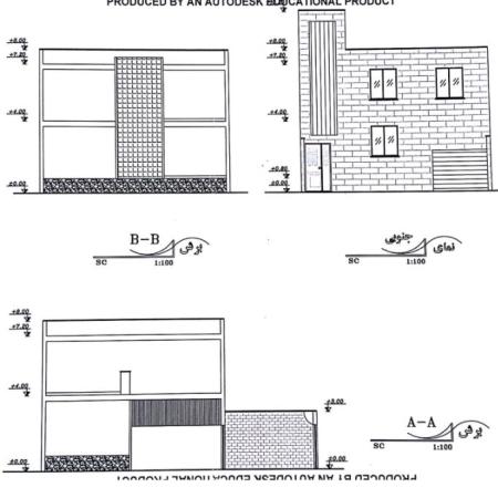 پروژه متره و برآورد ساختمان با اکسل