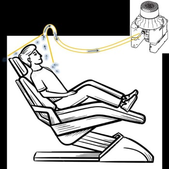 پروژه طراحی اولیه هود هدایت کننده تنفس بیمار به خارج با سالیدورک