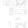 پروژه طراحی 6 نقشه مکانیکی با سالیدورک