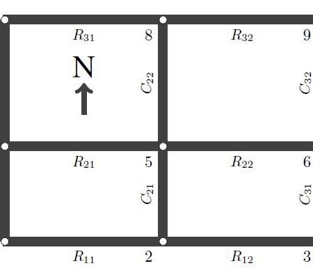 پروژه شبیه سازی موقعیت یابی گره در شبکه خودرویی با اندازه گیری فاصله بین گره با متلب