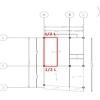 پروژه تحلیل و طراحی سازه فولادی مسکونی شش طبقه با ایتبس و اتوکد