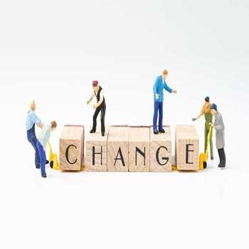 تحقیق و پاورپوینت تغییر سازمانی