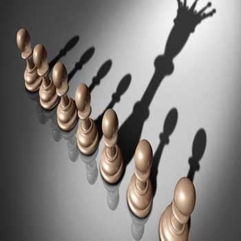 تحقیق رهبری سازمان