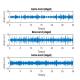 پروژه فرکانس های مغزی با متلب