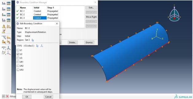 پروژه شبیه سازی و تحلیل لوله کامپوزیتی تحت فشار با نرم افزار آباکوس